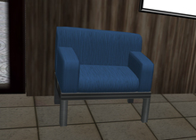 *RoHo* Panel Chair Blue
