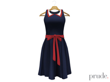 Prude.Mesh Dress Alice - Navy