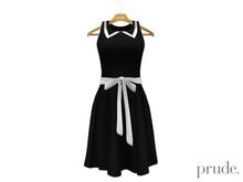 Prude.Mesh Dress Alice - Black
