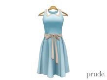 Prude.Mesh Dress Alice - Blue