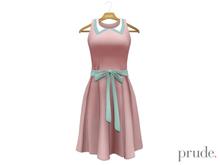 Prude.Mesh Dress Alice - Pink