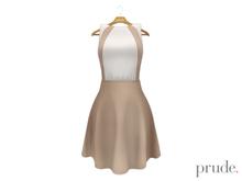 Prude.Mesh Dress Betty - Beige