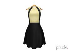 Prude.Mesh Dress Betty - Black