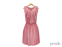 Prude.Mesh Dress Gwen - Pink