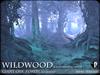 Wildwood giant oak forest base winter 2