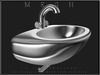 T-3D Creations [ Wash Basin ] MESH - Full Perm -