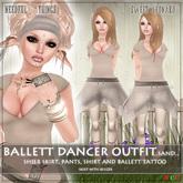 ::LEO-NT:: BALLETT DANCER <3 [sand]