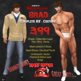 Empire Bag  - Rocky Horror - Brad