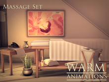 Warm - Massage Set PG (Copyable)
