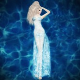 ~ghee~ Elemental Gown Series - Water