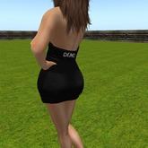Halter Dress039 SIZE-DEMO