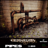 CRIMARIZON *Pipes*