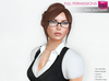 Full Perm Mesh Style Spectacles