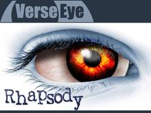 Rhapsody - Flame - Mesh Eyes by VerseEye - Petite Included