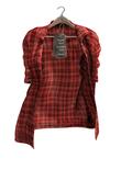 *X*plosion Lumberjack Female Shirt (Red)