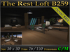 The Rest Loft B259 *Fully Furnished* Loft Apartment Skybox - Mesh