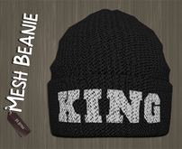 ::Fe Style:: Beanie - KING