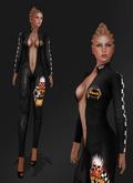 """DEW"" OUTLET /Bandit Female after race wetsuit"