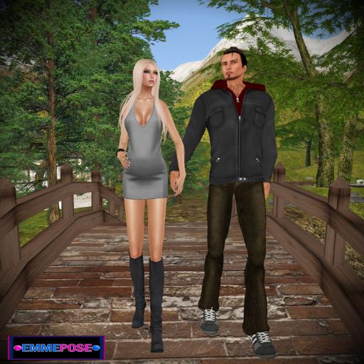 EmmePose Walking for 3