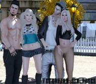 ++Vetrovian Sin Poses Store - Friends  3++