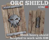 PFC~Orc Shield