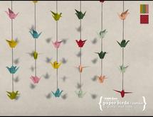 vespertine- paperbirds FATPACK