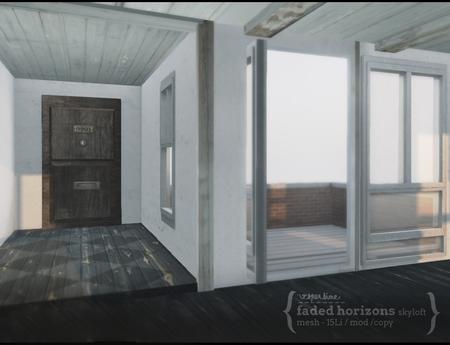 faded horizons skyloft -50% off permanent sale!!