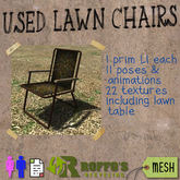 Used Lawn Chairs