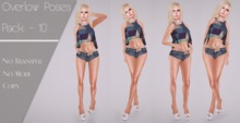 Overlow Poses - Pack 10