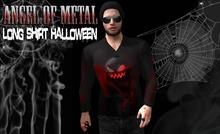 .:Angel of Metal:. Long Sleeve T-Shirt Halloween