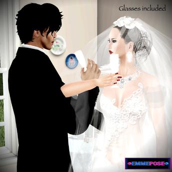 EmmePose Wedding Time: Toast