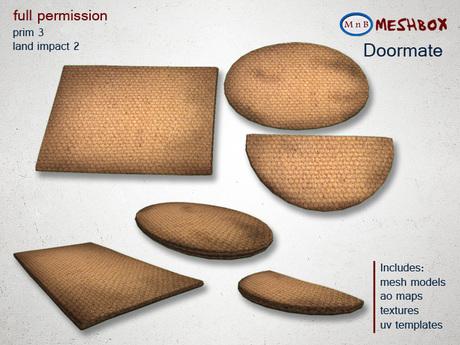 *M n B* Doormate (meshbox)