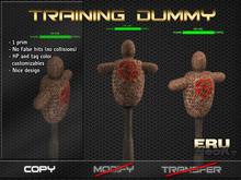 Training Dummy for melee combat