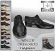 L&B - Dress Shoes - Wingtip Tuxedo Brogues