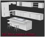 {XO} Full Perm Candy Kitchen Set