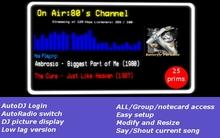 Shoutcast stream receiver & Club Board Ver. 4.0 WEB configurable