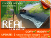 * NOW ON SALE * Real Waves -V2- shore waves - Sculpted & scripted wave, low prim in all sizes