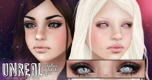 #adored - unreal eyes - iced