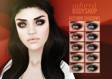 #adored - autumn shadows