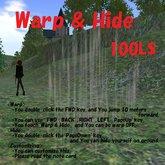 Warp & Hide NT HMJ