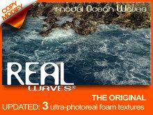 Real Waves model Ocean Wave - Newest Version