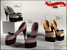 Les Poup's by AZOURY (High Heels )
