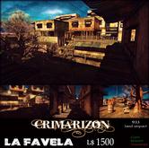 CRIMARIZON *La Favela*