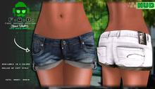 F.A.D. // Jean Shorts + HUD