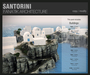:Fanatik Architecture: SANTORINI – mesh building prefab pack with houses, trees and rock