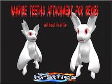 Krafties Vampire Teeth attachment for Lunaris