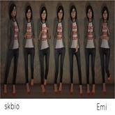 SKBIO animations - Emi