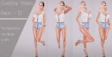 Overlow Poses - Pack 12