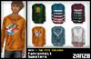 [DEMO] *Zanzo* Fahrenheit Sweaters (mesh)