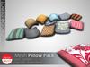 [DD] - FULL PERM  Pillow PACK    - 50% OFF -